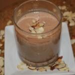 Nutty Choco-Nana Protein Shake