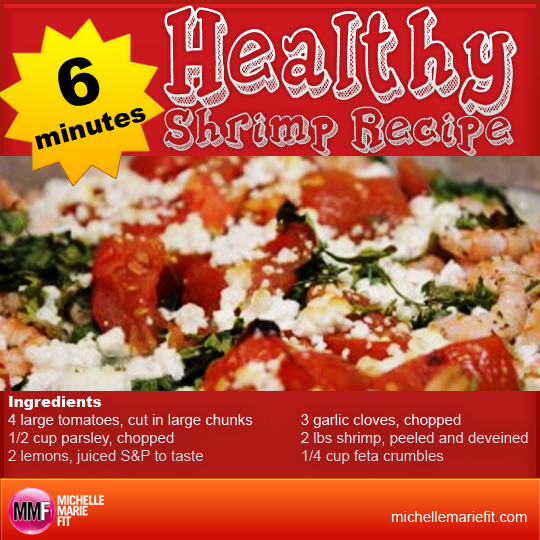 6-Minute Healthy Shrimp Recipe_facebook