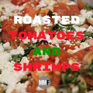 Roasted Tomatoes and Shrimps (1)