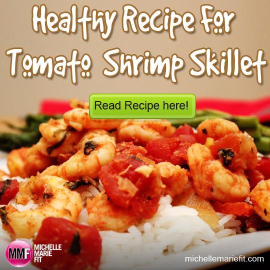 Healthy Recipe For Tomato Shrimp Skillet_facebook
