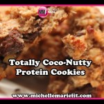 Totally Coco-Nutty Protein Cookies- Healthy Recipes