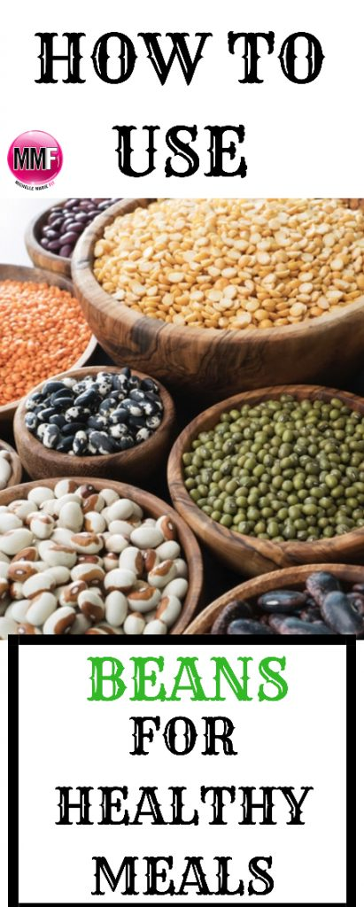 How To Use Beans For Healthy Meals