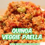 QuinoaVeggiePaella