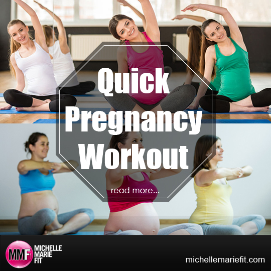 Quick Pregnancy Workout_facebook