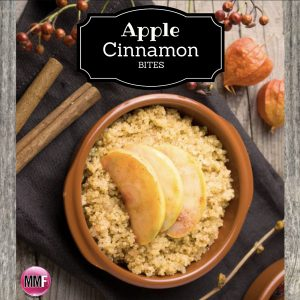 Apple-Cinnamon Bites