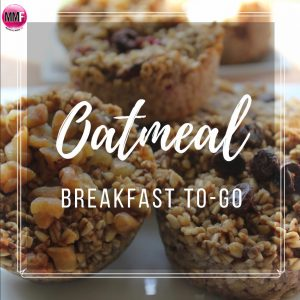 Oatmeal Breakfast To-Go