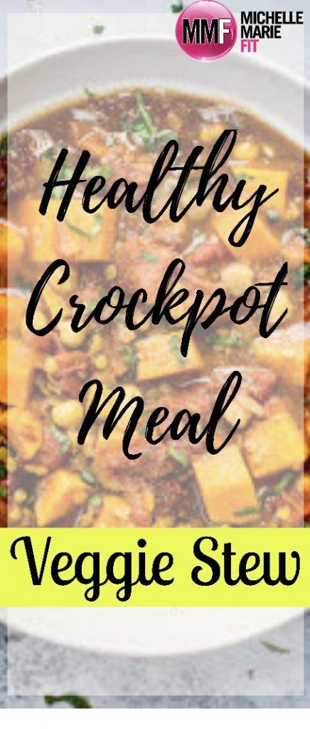 Healthy Crockpot Meal