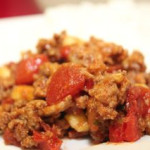 Veggie & Ground Turkey Recipe