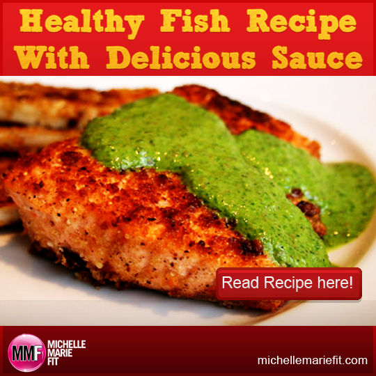 Healthy Fish Recipe With Delicious Sauce_facebook