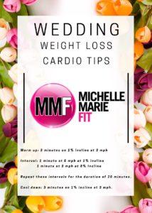 wedding-weight-loss-cardio-tips