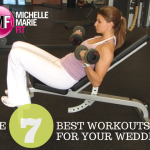 The 7 Best Exercises For Your Wedding Workout