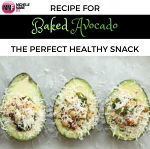 Recipe For Baked Avocado - The Perfect Healthy Snack