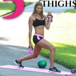 5 Tips For Toning The Thighs