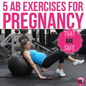5 AB Exercises for pregnancy