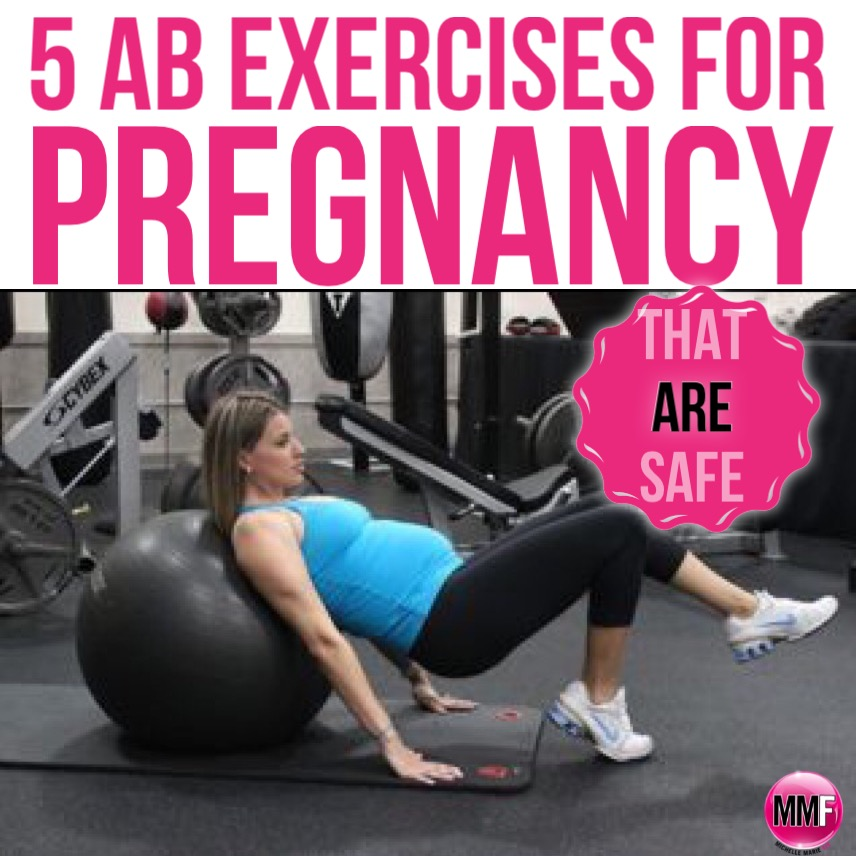 Ab Workouts For Pregnant Women 76