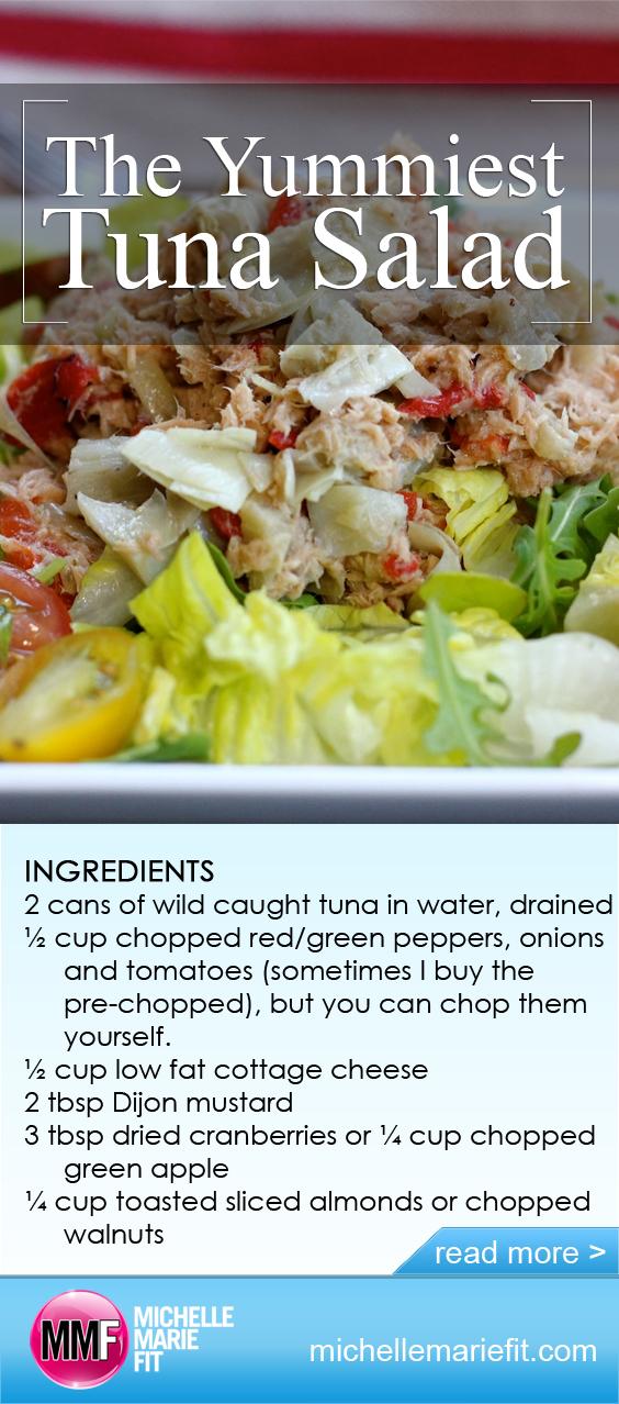 The Yummiest Tuna Salad_pinterest