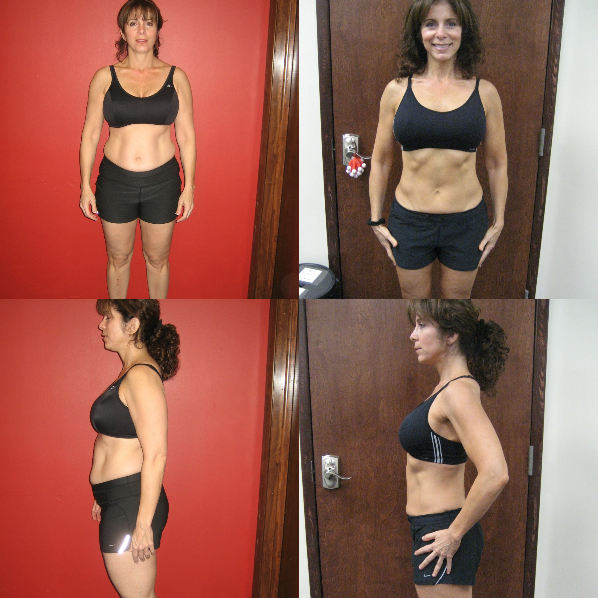 How to reduce body fat percentage and gain muscle