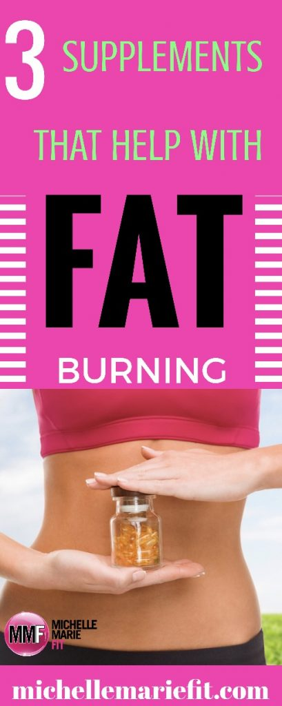 3 Supplements That Help With Fat Burning