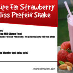 Healthy Recipe For Strawberry-Almond Bliss Protein Shake_facebook