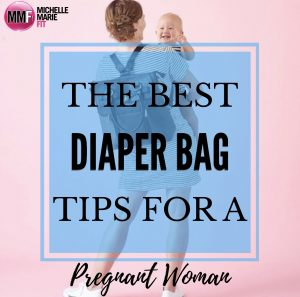 Diaper Bag Tips For Pregnant Women