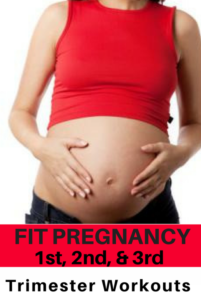 pregnancy workout for every trimester