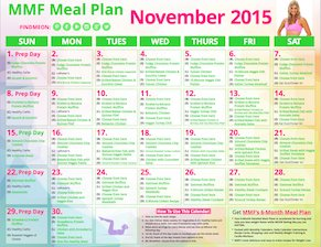 MMF Meal Plan