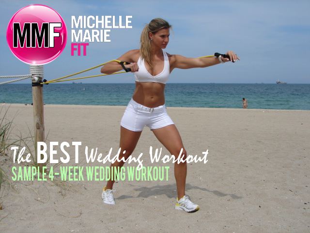 The Best Wedding Workout