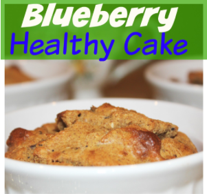 Healthy Recipes For A Blueberry Protein Cake