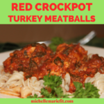 red-crockpot-turkey-meatballs