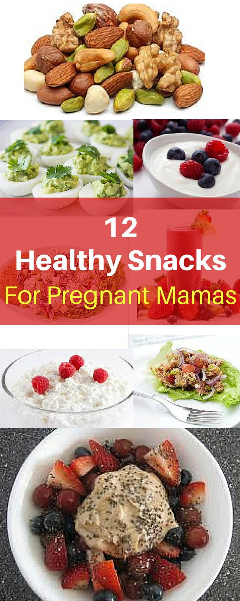 Healthy Snack For Pregnant Women 104