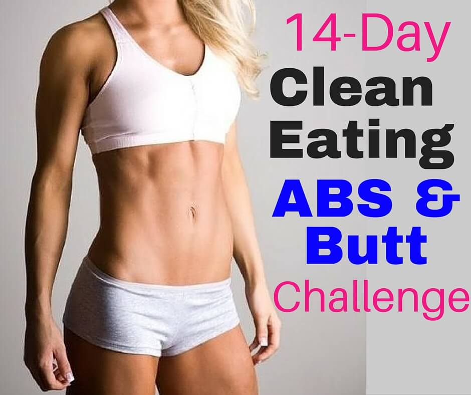 14 Day Clean Eating Challenge 8