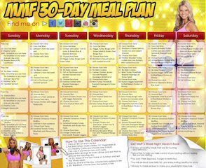 30-Day Meal Plan 5m