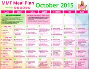 Low-Carb Meal Plan - Michelle Marie Fit