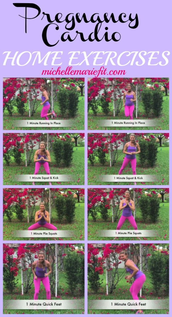 pregnancy cardio workout