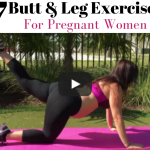 7 butt and leg exercises for pregnant women 1
