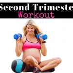 second trimester workout fb