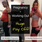 Pregnancy+Working Out=