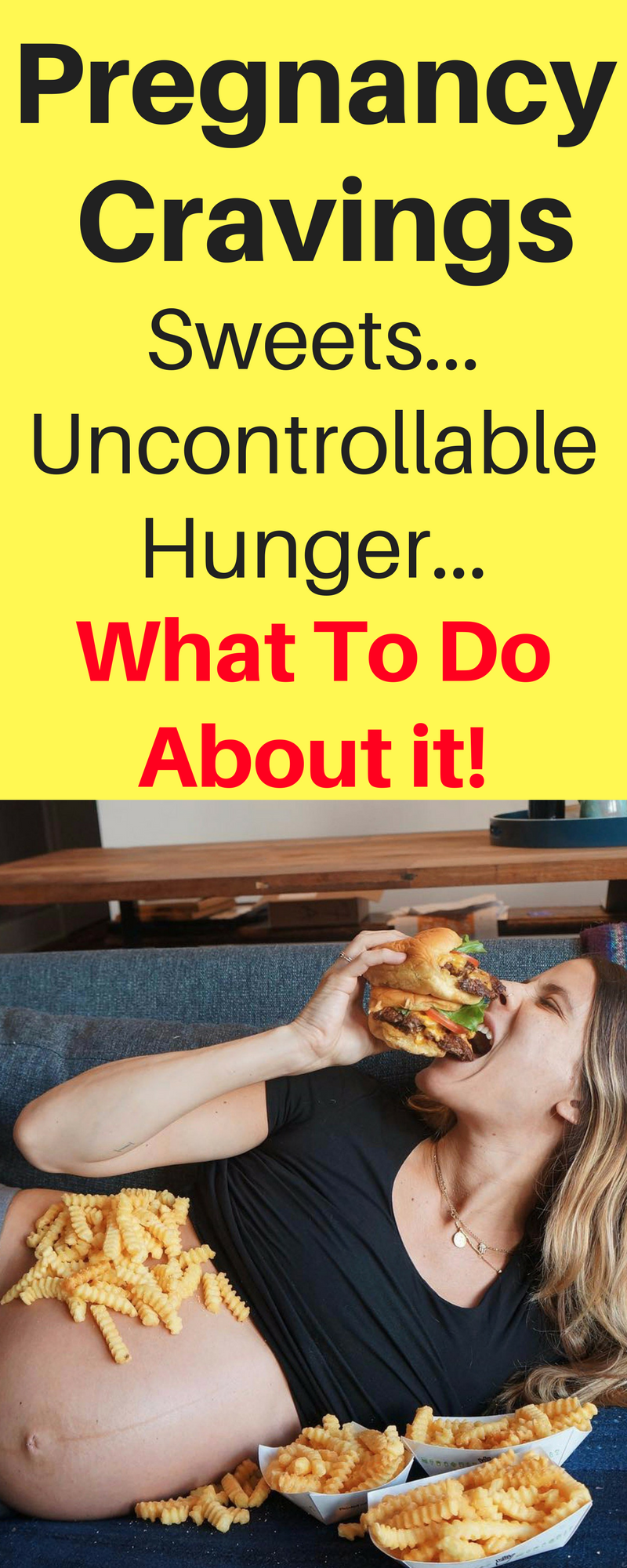 Pregnancy Cravings and hunger