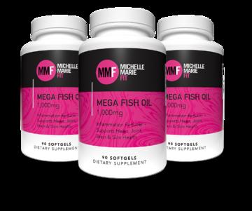 Mega fish oil